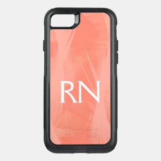 Capa iPhone 8/7 Commuter OtterBox Capa de telefone do RN do redemoinho dos salmões