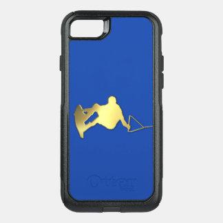 Capa iPhone 8/7 Commuter OtterBox Capa de telefone dourada de OtterBox do