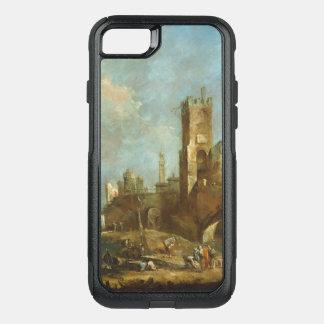 Capa iPhone 8/7 Commuter OtterBox Capricho de um porto
