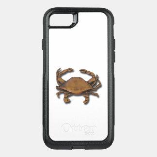 Capa iPhone 8/7 Commuter OtterBox caranguejo de cobre náutico de OtterBox do iPhone