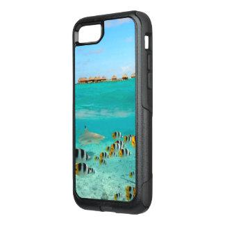 Capa iPhone 8/7 Commuter OtterBox Caso impermeável subaquático do iPhone 7 do