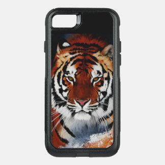 Capa iPhone 8/7 Commuter OtterBox Cobrir selvagem da capa de telefone do tigre