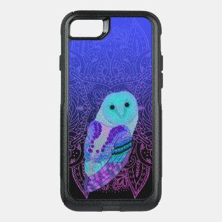 Capa iPhone 8/7 Commuter OtterBox Coruja de Swirly