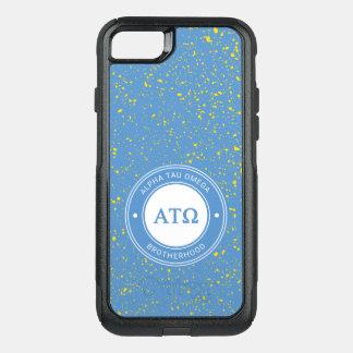 Capa iPhone 8/7 Commuter OtterBox Crachá da tau Omega | do alfa