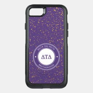 Capa iPhone 8/7 Commuter OtterBox Crachá do delta | da tau do delta