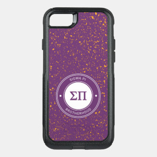Capa iPhone 8/7 Commuter OtterBox Crachá do Pi | do Sigma