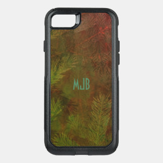 Capa iPhone 8/7 Commuter OtterBox CUSTOMIZÁVEL VERDE das NATUREZAS por