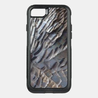Capa iPhone 8/7 Commuter OtterBox Design abstrato da natureza das penas II selvagem