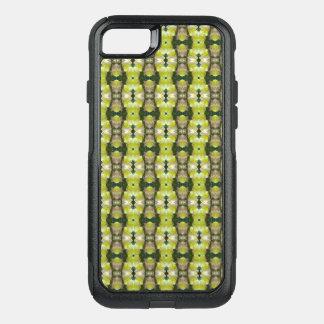 Capa iPhone 8/7 Commuter OtterBox Design do Fractal para o telefone 7 de I