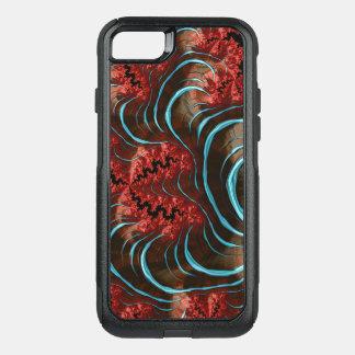 Capa iPhone 8/7 Commuter OtterBox Design resistente da capa de telefone da erupção