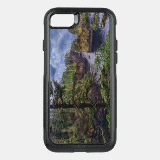 Capa iPhone 8/7 Commuter OtterBox elogio olímpico do cabo da península do nascer do