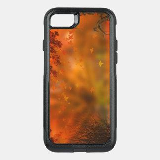Capa iPhone 8/7 Commuter OtterBox Em uma capa de telefone de OtterBox do dia da