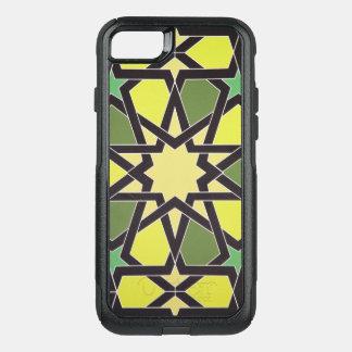 Capa iPhone 8/7 Commuter OtterBox Estrela no coração de Sharjah: Teste padrão legal