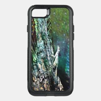 Capa iPhone 8/7 Commuter OtterBox Exemplo do lagarto