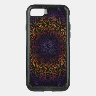 Capa iPhone 8/7 Commuter OtterBox Explosão de Mehndi