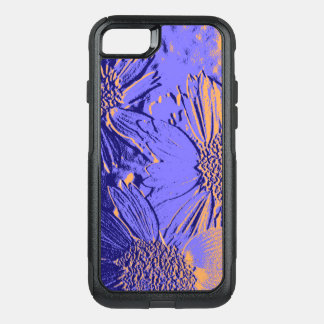 Capa iPhone 8/7 Commuter OtterBox Flores 2 do abstrato