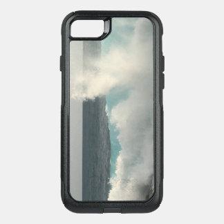 Capa iPhone 8/7 Commuter OtterBox Galáxia S8Case de Samsung da onda de oceano