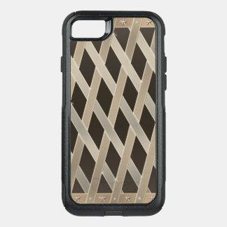 Capa iPhone 8/7 Commuter OtterBox Grade de cobre do ferro da estrela