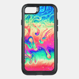 Capa iPhone 8/7 Commuter OtterBox Lava quente