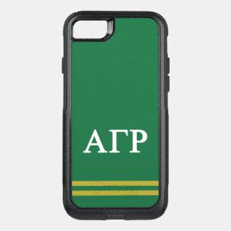 Capa iPhone 8/7 Commuter OtterBox Listra alfa do esporte do ró | da gama