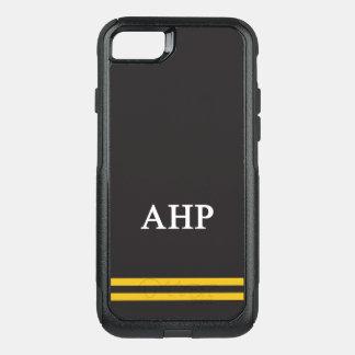 Capa iPhone 8/7 Commuter OtterBox Listra alfa do esporte do ró | de Eta