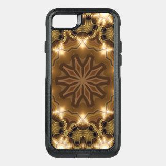 Capa iPhone 8/7 Commuter OtterBox Mandala do caleidoscópio em Viena: Teste padrão