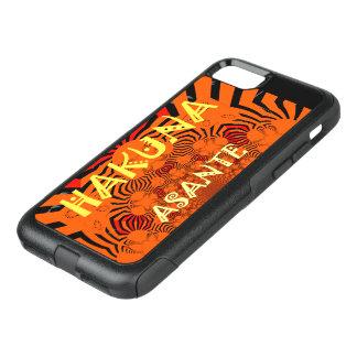Capa iPhone 8/7 Commuter OtterBox Nenhum obrigado cria seu próprio teste padrão