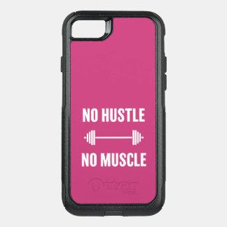 Capa iPhone 8/7 Commuter OtterBox Nenhuma convicção nenhuma capa de telefone do