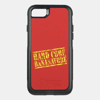 CAPA iPhone 8/7 COMMUTER OtterBox NÚCLEO DURO BANANAVORE