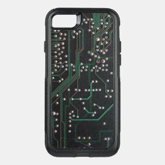 Capa iPhone 8/7 Commuter OtterBox O conselho de circuito eletrônico
