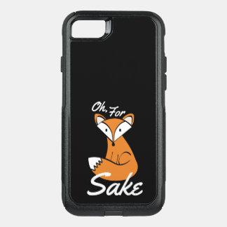 Capa iPhone 8/7 Commuter OtterBox Oh, para a causa do Fox