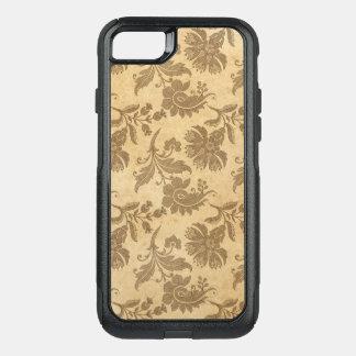 Capa iPhone 8/7 Commuter OtterBox Padrões de flor abstratos do outono/queda