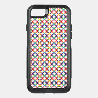 Capa iPhone 8/7 Commuter OtterBox ponto colorido