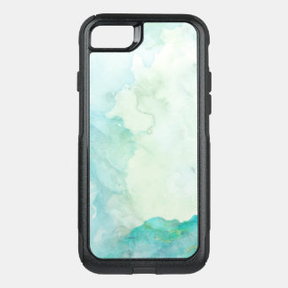 Capa iPhone 8/7 Commuter OtterBox Profundidades verdes aquosas