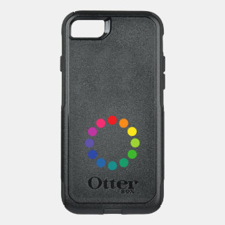 Capa iPhone 8/7 Commuter OtterBox 'Roda de cor 2'