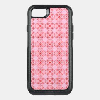 Capa iPhone 8/7 Commuter OtterBox ROSA adorável chique das capas de iphone