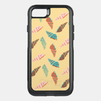 Capa iPhone 8/7 Commuter OtterBox Seashell