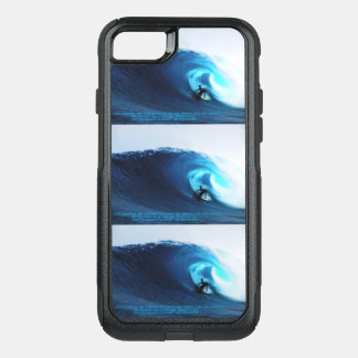 Capa iPhone 8/7 Commuter OtterBox Surfin livra a serenidade