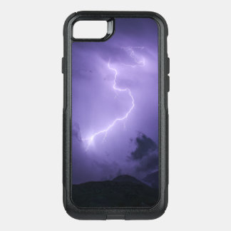 Capa iPhone 8/7 Commuter OtterBox Temporal roxo na noite