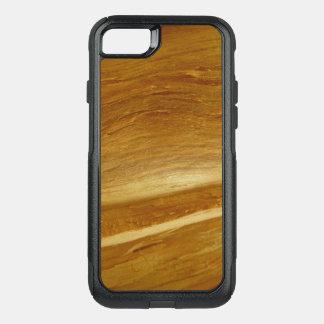 Capa iPhone 8/7 Commuter OtterBox Textura de madeira do falso da madeira de pinho II