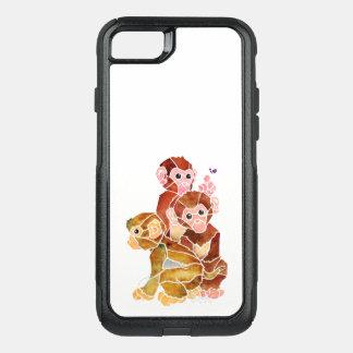 "Capa iPhone 8/7 Commuter OtterBox ""Trabalhos sujos """