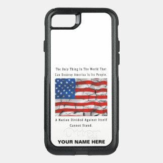Capa iPhone 8/7 Commuter OtterBox Uma nação dividida