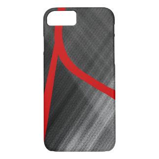 Capa iPhone 8/ 7 Complexo linear abstrato - iPhone de Apple 8/7 de