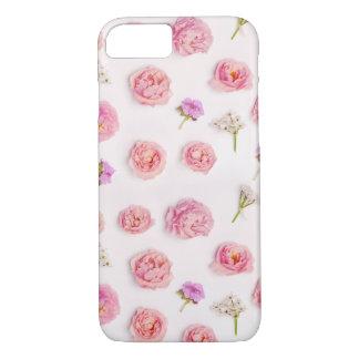Capa iPhone 8/ 7 Composição floral bonita