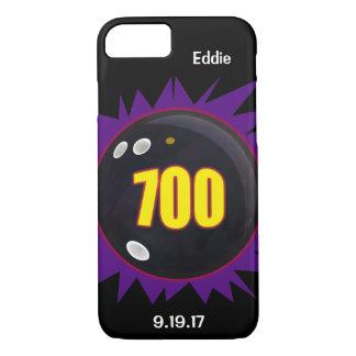 Capa iPhone 8/ 7 Contagem da honra de 700 séries para jogadores
