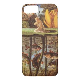 Capa iPhone 8/ 7 Conto de fadas de Thumbelina do vintage, Eleanor