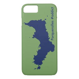 Capa iPhone 8/ 7 Coque Iphone Porquerolles ©Steph2