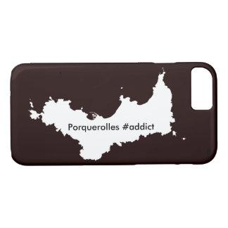 Capa iPhone 8/ 7 Coque Porquerolles ©Steph2