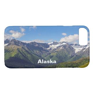 Capa iPhone 8/ 7 Cordilheira do Chugach de Alaska