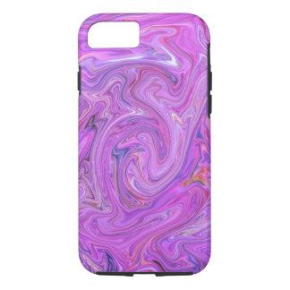 Capa iPhone 8/ 7 Cores cremosas, cor-de-rosa